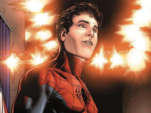 Den verkliga anledningen Spider-Man avslöjade sin hemliga identitet i inbördeskriget