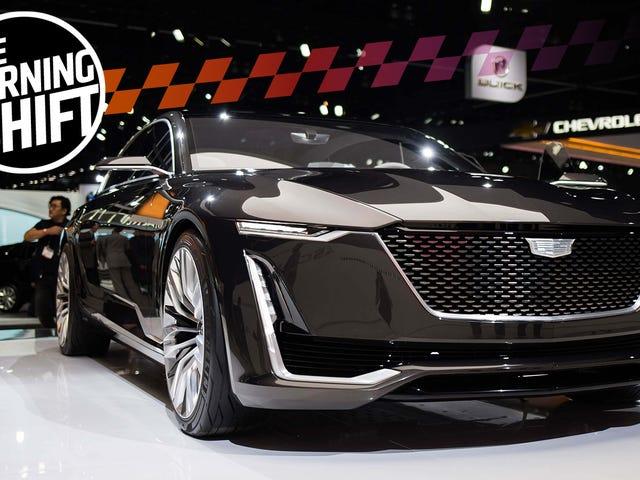 GM Is Doubling Down On Sedans