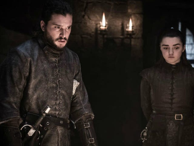 Gather Around for io9's Weekly Game of Thrones Spoiler-Laden Discussion Zone