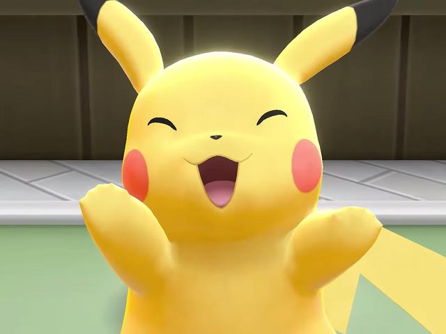 Pokémon Let's Go Will Print Money