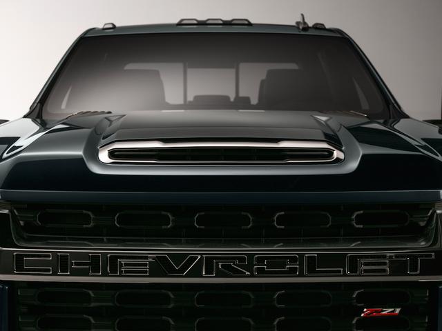 The 2020 Chevrolet Silverado HD Looks Like It Wants To Kill