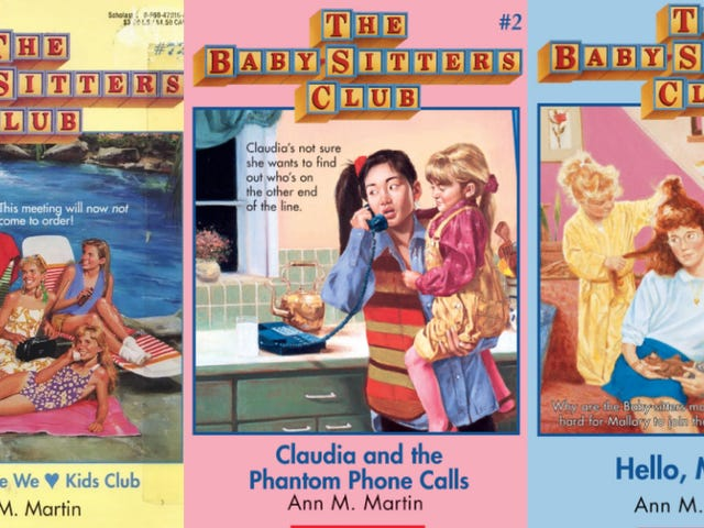 I Am Scared of This Baby-Sitter's Club TV Show