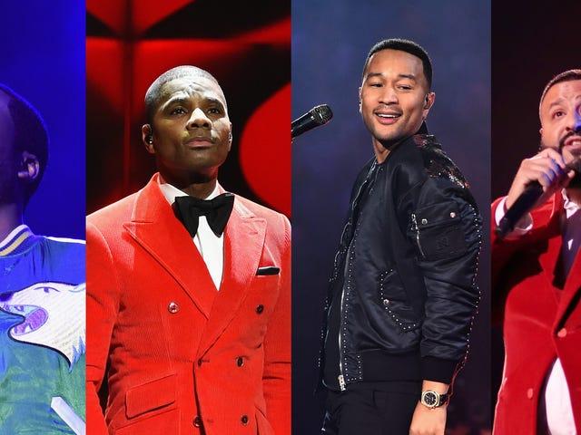 Grammys 2020: Kirk Franklin, Meek Mill, DJ Khaled, John Legend and More to Perform in Nipsey Hussle Tribute