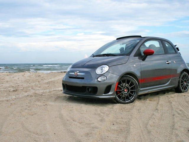 Du vet at du kan få en fin Fiat 500 abarth for rundt $ 10.000, ikke sant?