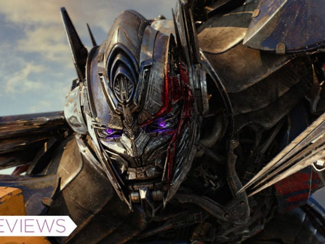 Transformers: The Last Knight Is Over-Stuffed and Completely Insane