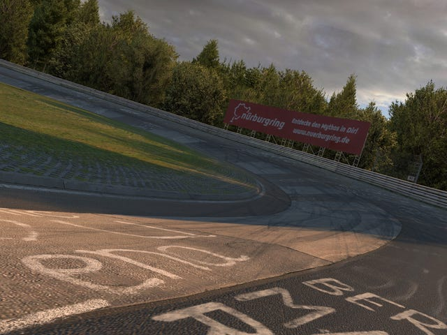 iRacing's Version Of The Nürburgring May Be The Most Epic Racing Sim Ever
