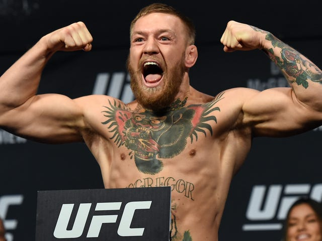 The Five Best Conor McGregor Fights