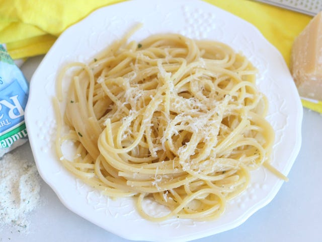 Should You Add Ranch Seasoning to Cacio e Pepe?