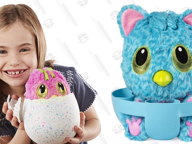 Hatch and Raise a Baby With This Discounted Hatchimal