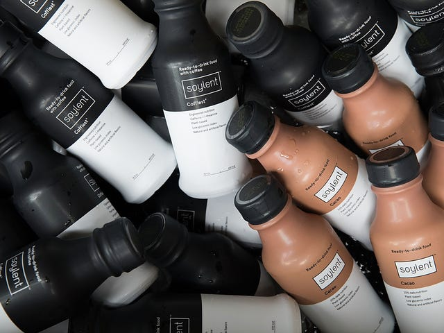 Soylent Banned in Canada for Not Actually Being a Meal