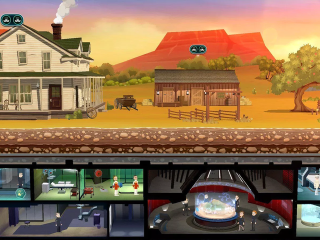 Bethesda Sues Makers Of Westworld Game, Saying It Uses Fallout Shelter's Code