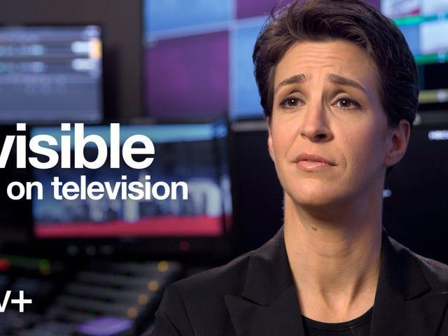 İşte Apple TV + 'ın LGBTQ belgesel dizisi Visible: Out On Television için bir fragman