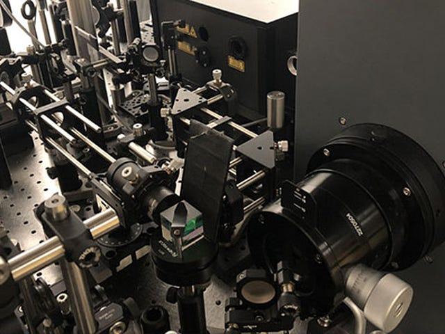 La cámara más rápida del mundo omdefinere nyeste billeder med de 10 lande i FPS