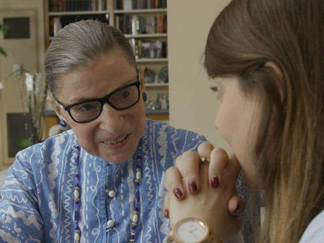 Seeing Allred and RBG: A Tale of Two Feminist Documentaries