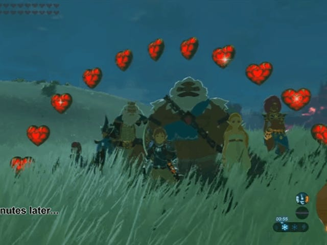 <i>Zelda: Breath of the Wild</i> Cheats öppna upp en värld av möjligheter