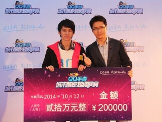 Endless Runner Nabs Gamer Over $3,000 In Prize Money