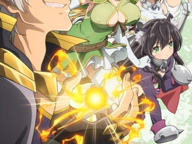 Enjoy the newest promo of the anime of How NOT to Summon a Demon Lord