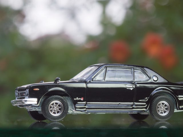 Skyline Saturday - Greenlight Nissan Skyline GT-R (KPGC10)