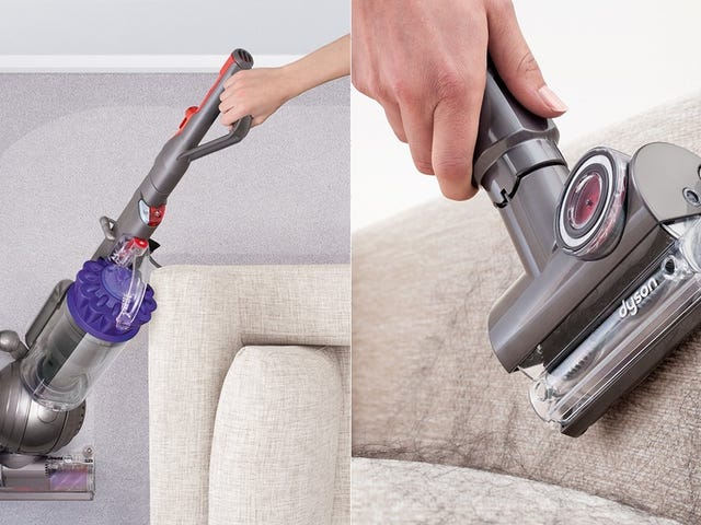 Here's the Best Deal Ever On Our Readers' Favorite Vacuum, Which Is Perfect For Pet Owners