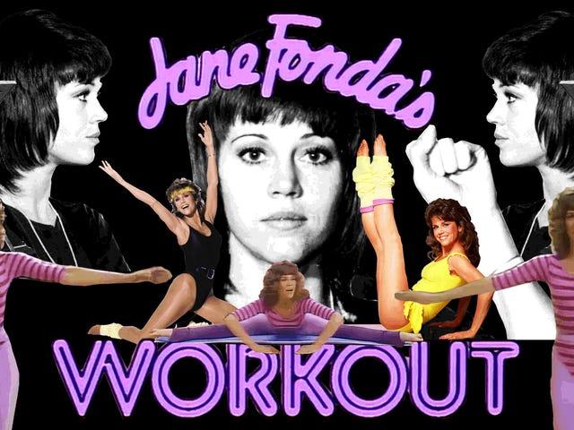 Hip Thrusts and Climate Change Meet At Last on Jane Fonda's TikTok