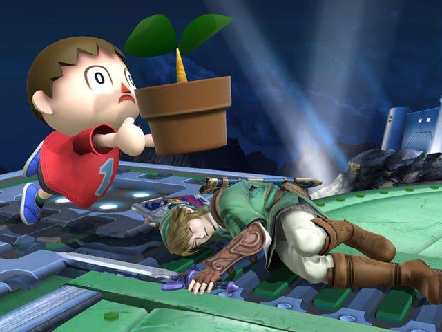 To år senere, er Smash Bros. Creators Arm fortsatt busted