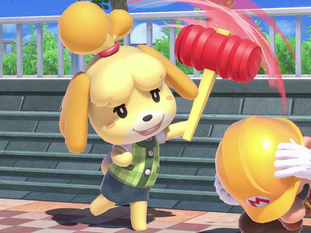 Fake Smash Balls And Bees Might Be The Worst Custom Smash Bros. Mode