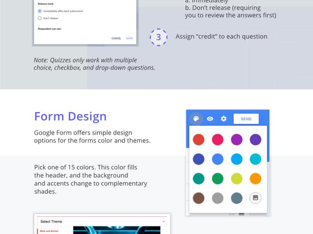 Дізнайтеся, як опрацьовувати форми Google за допомогою цього зручного візуального керівництва