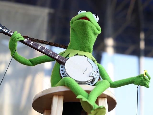 柯米特(Kermit)演唱的《彩虹連接》(The Rainbow Connection)可能是迄今為止最好的明星歌手