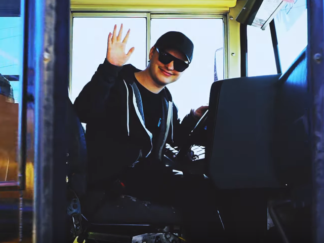How A Joke About An Overwatch League Pro Driving A Bus Spiraled Out Of Control