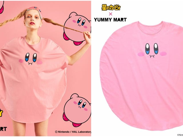 A Better Designed Kirby Dress Is Impossible