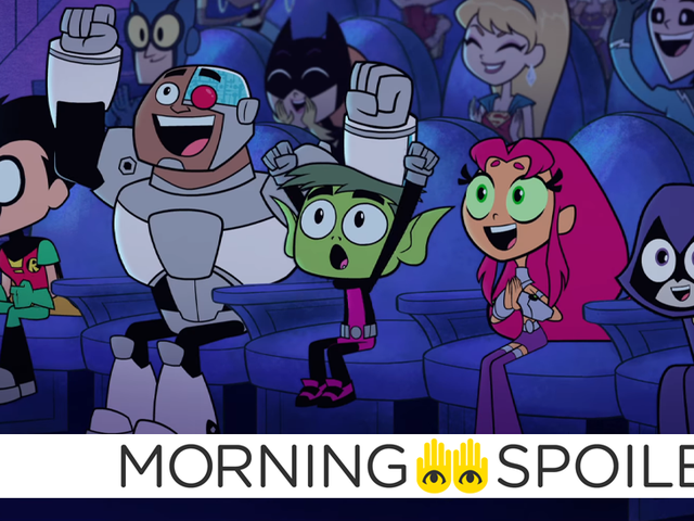 The Success of the Teen Titans Go!Movie Could Lead to the Return of the Beloved Original Cartoon