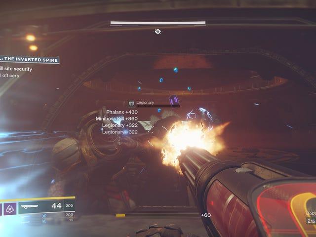 Destiny 2'sNightfall Is Getting An Overhaul