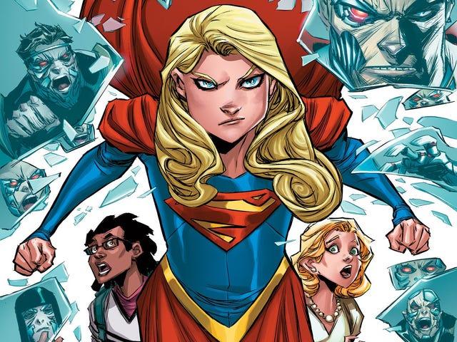 Дослідження DC Відродження: Supergirl Стівом Орландо і Брайан Чін