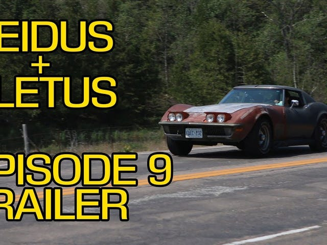 Reidus and Cletus Episode 9 is out next Tuesday!