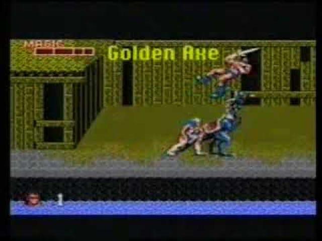 "Late TAY Retro: Sega Master System    ""Go On, Do Us A Favor"" Mga Laro sa California at Golden Ax    TV Co"