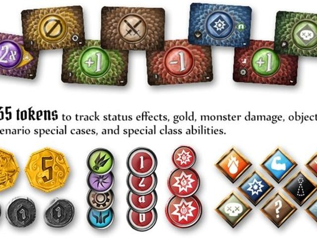 How to Contain Gloomhaven