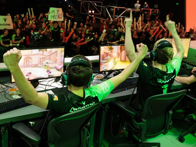 Houston Makes Overwatch Stage 1 Playoffs After Do-Or-Die Final Round