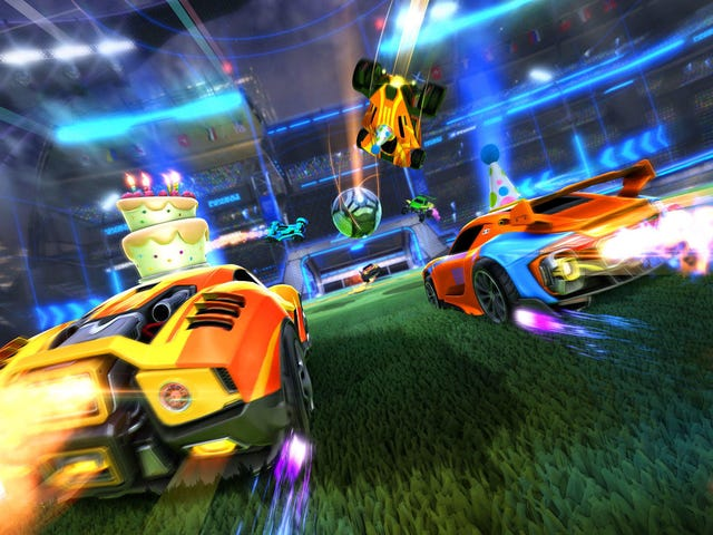 Epic adquiere Rocket League Developer Psyonix