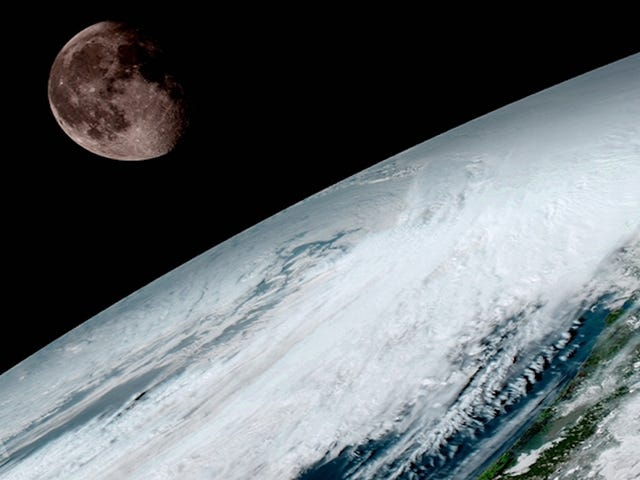 The Most Advanced Weather Satellite Yet Just Dropped Its First Amazing Images