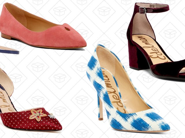 Get Your New Shoes For Less With This Sam Edelman Sale at Nordstrom Rack