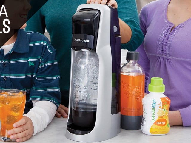 Finally Get Yourself a SodaStream for $48