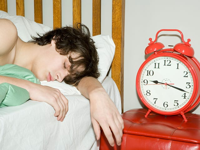 How to Help Your Teen Get More Sleep