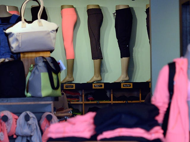 Resellers Hope Idiots Will Pay $800 For Lululemon Shorts
