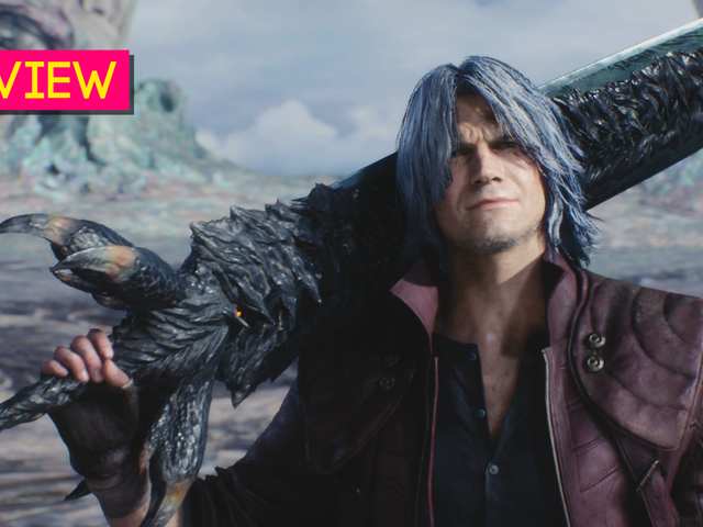 <i>Devil May Cry 5</i> : <i>Kotaku</i> katsaus