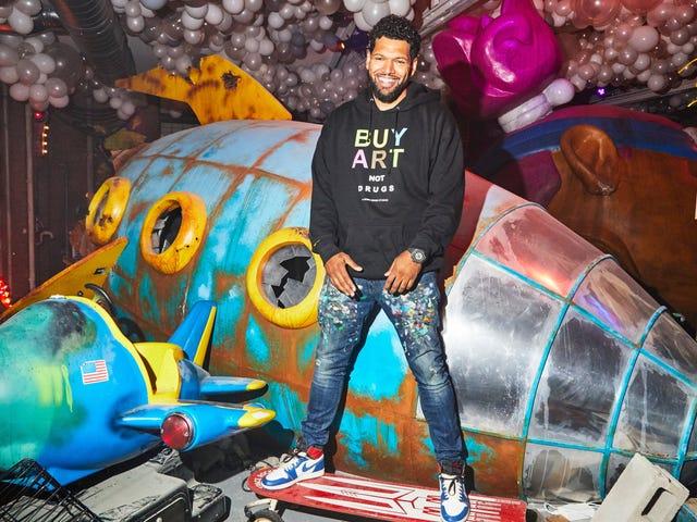 Για τους Flyboys, Lil Mamas και εμάς: Το Nevermore Park της Hebru Brantley φαντάζει ένα Σικάγο που γίνεται για ονειροπόλοι