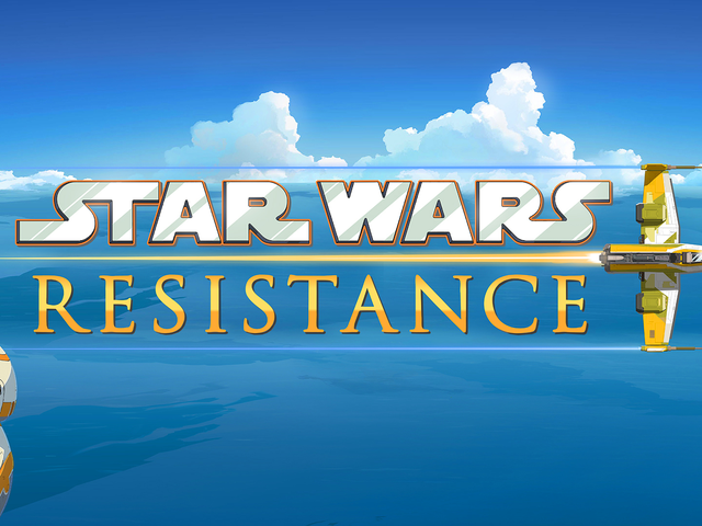 <i>Star Wars Resistance</i> Is the Next Lucasfilm Animated Series and the Details Are Absolutely Incredible