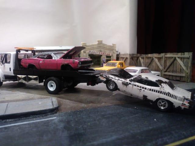 More wrecks for the junkyard.