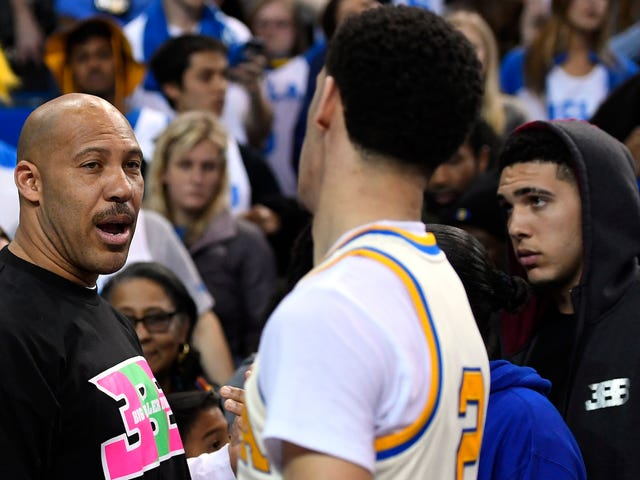 LaVar Ball Sucks, But That Doesn't Mean He's Wrong