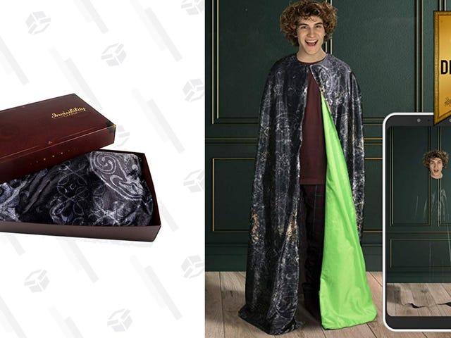 The Muggles Tidak Akan Menemukan Anda Ketika Anda Beli Ini $ 56 Jubah Gaib
