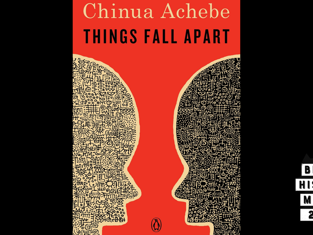 28 Days of Literary Blackness With VSB   Day 13: Things Fall Apart by Chinua Achebe